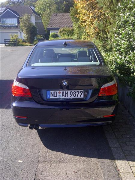Bild-2-BMW , BMW 5er- E60 523i Facelift Baujahr 2008