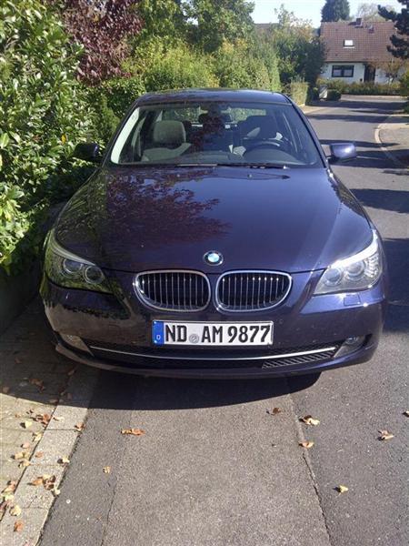 Bild 1 - BMW 5er- E60 523i Facelift Baujahr 2008