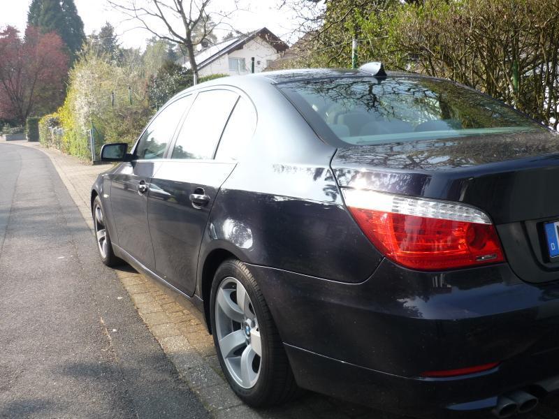 BMW E60 523i Facelift Baujahr 2008